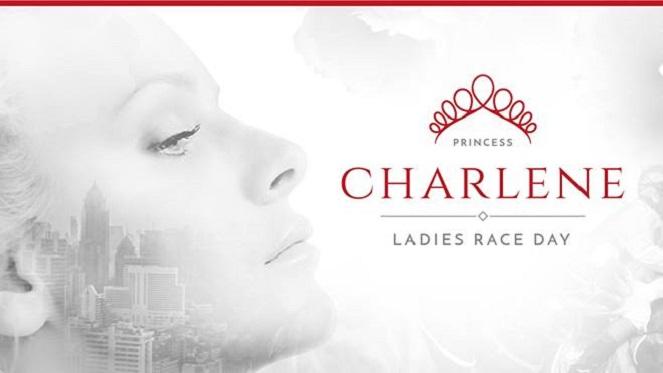 princess charlene race day