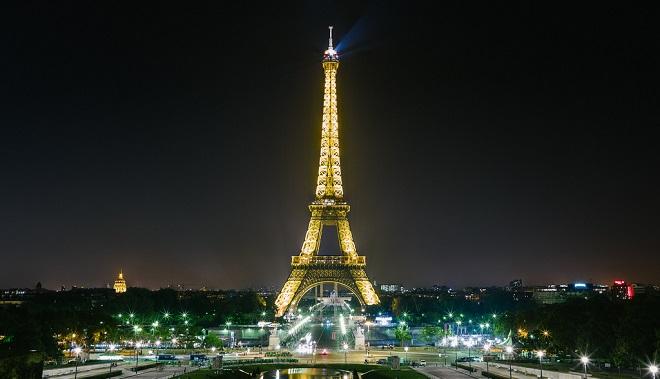 Paris picture by Peter Hogan