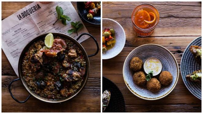 La Boqueria Is The Ultimate Spanish Fusion Restaurant