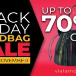 Get Up To 70% Off Stunning Handbags At Via La Moda's Bl...