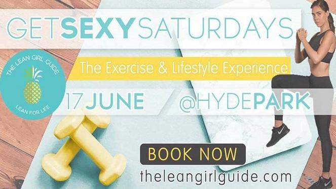 Get Sexy Saturdays