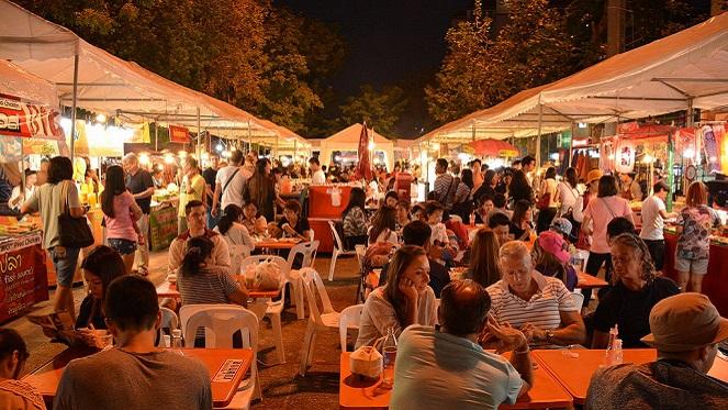night markets Johannesburg