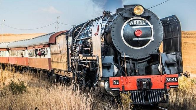 Reefsteamers' Magaliesburg Express