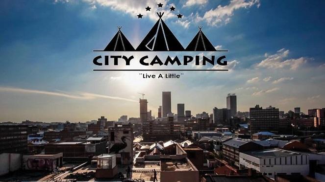 Joburg City Rooftop Camping