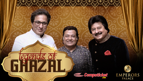 Emperors Palace - Legends of Ghazal