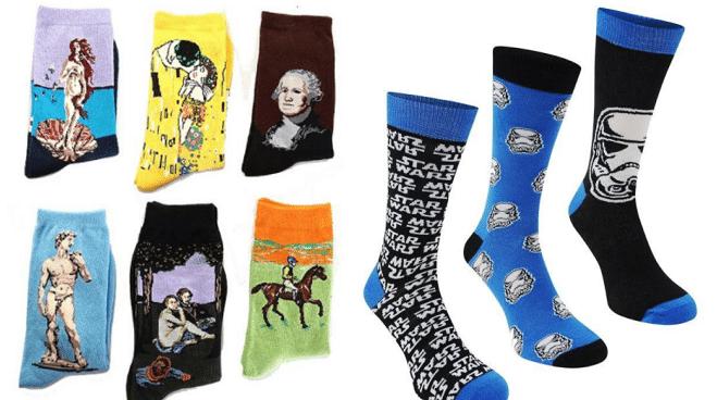 Takealot socks stocking filler idea