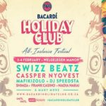 The Bacardi Holiday Club