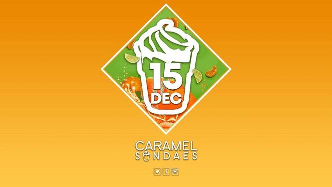 Caramel Sundae Shake Your Tangerine