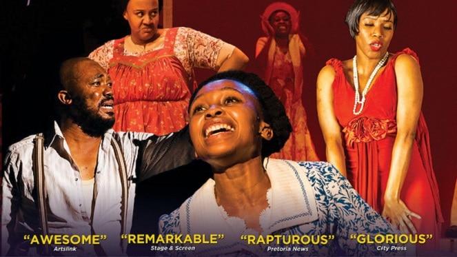 The Color Purple Musical Returns To Joburg Theatre!