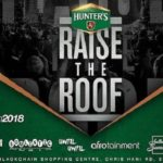 Hunter's Presents Raise The Roof.