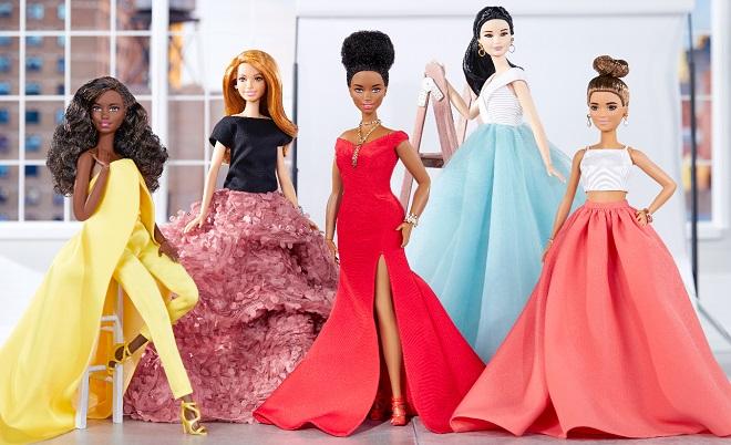 Mattel Barbie Media