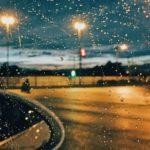 Driving Through The Rain In Joburg
