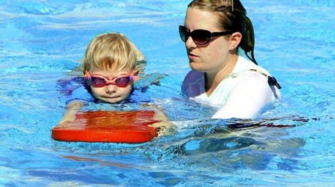 b swim school