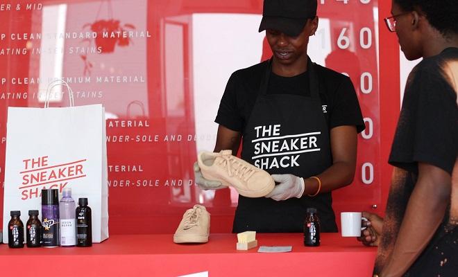 sneaker shack