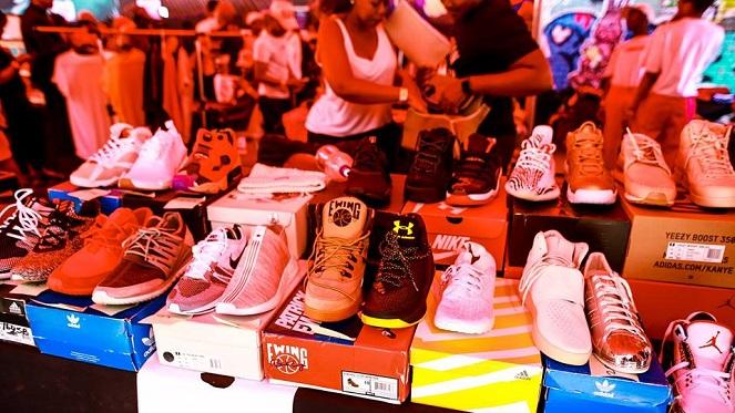 Sneaker Exchange Joburg 2018
