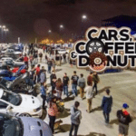 Cars, Coffee & Donuts Sandton City