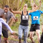 Mud Challenge And Trail Run Rietvlei Zoo Farm
