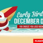 Don't Miss These Early Bird December Deals From Flight ...