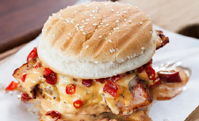 burgers melrose arch