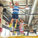 #KIDS - Get The Kids Bouncing At IJump