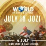 July In Jozi At Turffontein Racecourse