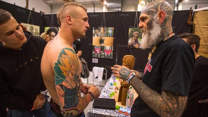 Johannesburg Tattoo Expo 2018