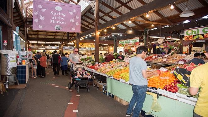 Greenstone market