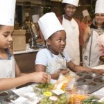 Kids' Cooking Camp At The Discovery Vitality HealthyFoo...