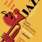 Wednesday Jazz Night at Six Cocktail Bar