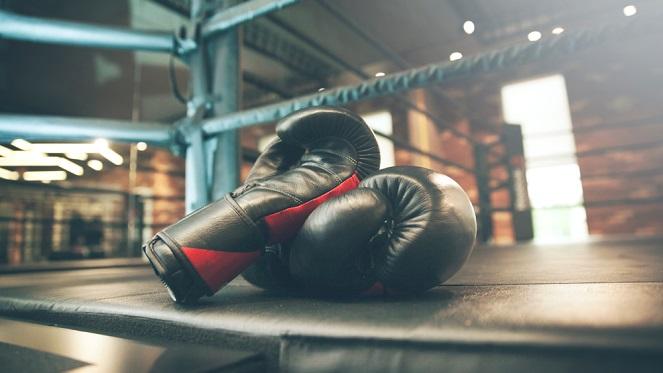 Boxfit White Collar Boxing