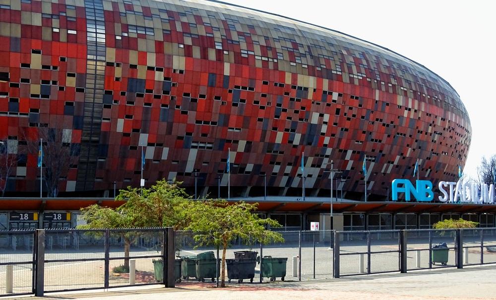 Budweiser Lights FNB Stadium