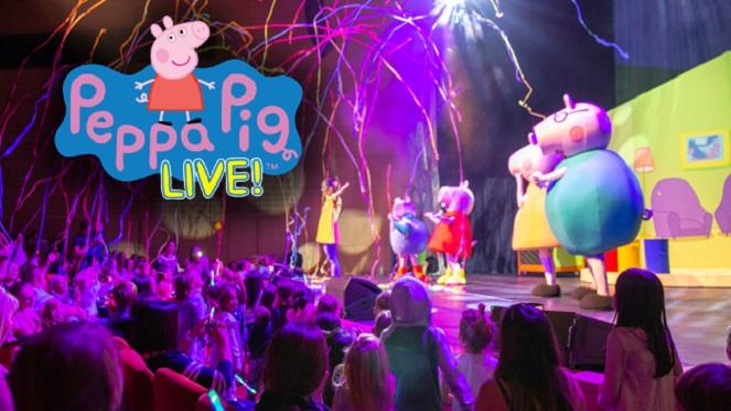 Peppa Pig Is Back!