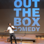 UJ Out The Box Comedy