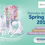 The Discovery Jacaranda FM Spring Walk