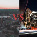 Pretoria East Vs Sandton