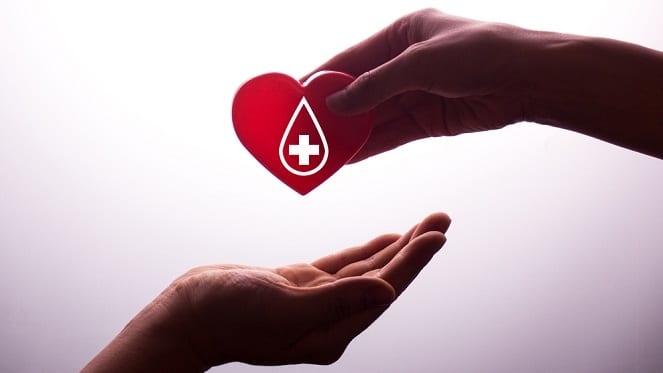 Melrose Arch Blood Drive For Mandela Day