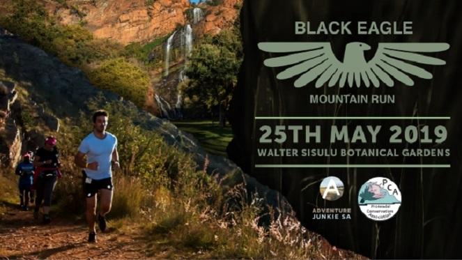 Black Eagle Mountain Run At Walter Sisulu Botanical Gardens