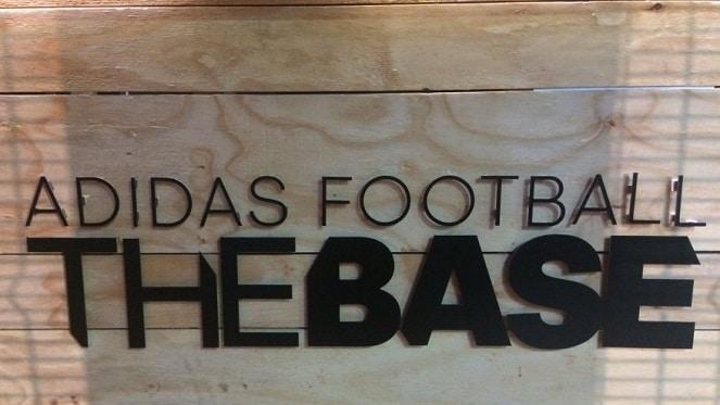 adidas the base