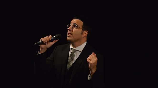 Yaakov Shwekey Live At Carnival City