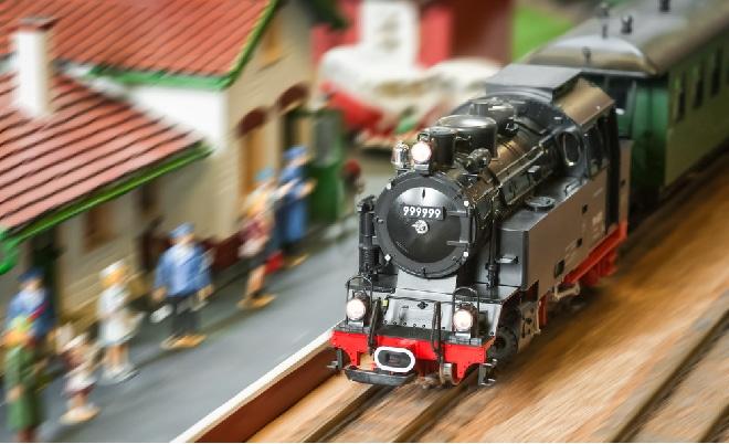 model train hobby