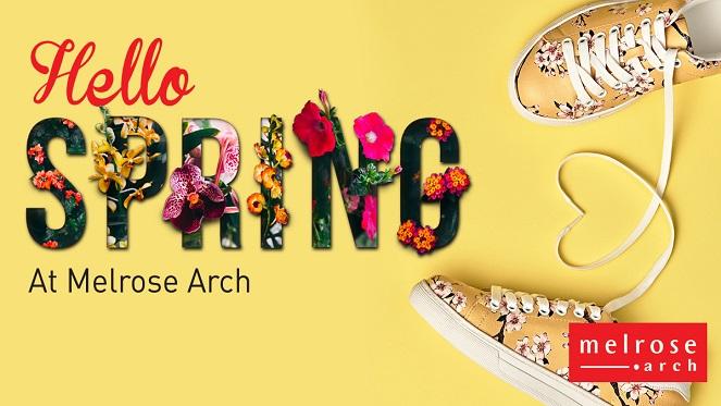 Melrose Arch Spring Market