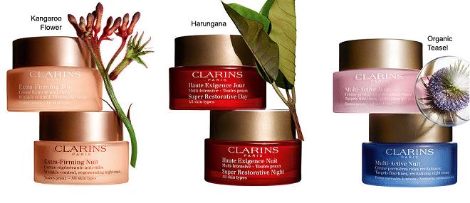 clarins skin goals