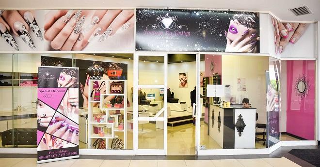 Fantasy by Design Nail Art Boutique