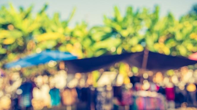 Friends Summer Market 2018