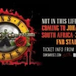 Guns N' Roses LIVE At The FNB Stadium