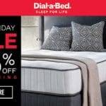 Dial-A-Bed Is Bringing You An Amazing Black Friday Deal