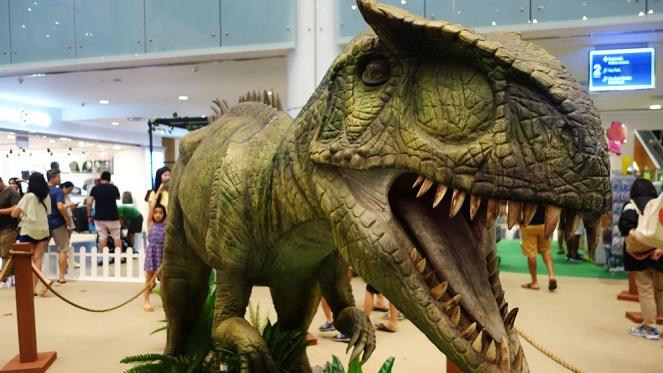 Dino Expo Pretoria National Botanical Garden