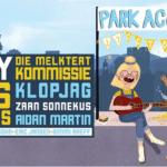 Parks & Pringles Presents Biggy, Koos Kombuis, Melktert...