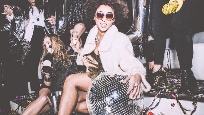 Abba Disco New Year's Eve