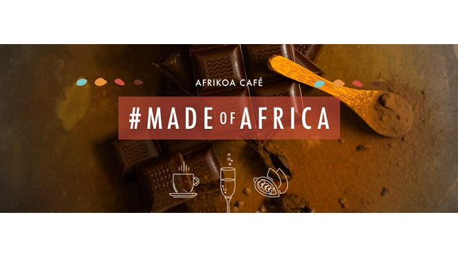 Coffee, Chocolate & Champagne At AFRIKOA Café